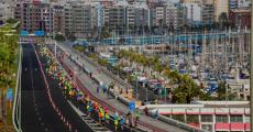 El Cajasiete GC Maratón 2018 supera ya los 1.100 maratonianos